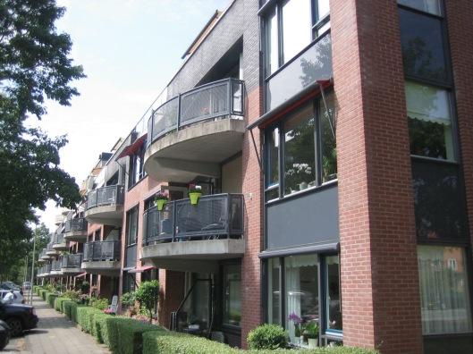 Op de plaats van de vroegere Henricus-ulo broederschool bevindt zich nu het wooncomplex 'Westerduin'