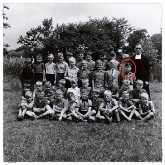 1954-01-Louis st.Jozefschool Heemstede