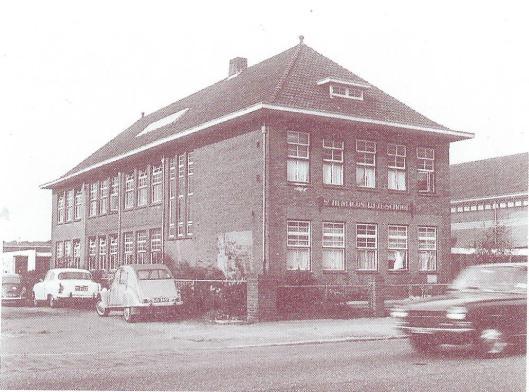 Gebouw Henricus-ulo Heemstede