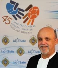 Robert Schieler uit Philadelphia, USA, is in 2014 gekozen tot 45ste algemeen overste van de brieders van de christelijke scholen (fsc) met wereldwijd bijna 70.000 leden verspreid over 32 landen, vooral in Midden- en Zuid-Amerika en de Filippijnen.