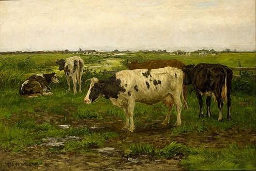 Herman Gerard Wolbers: schilderij geveild bij Sotheby's in 2006