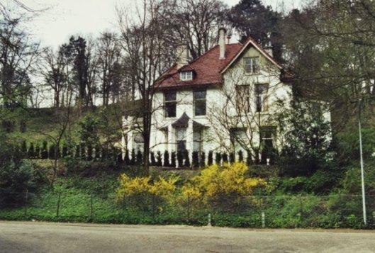 Villa Karmel Bloemendaal, ontwerp Johannes Wolbers, 1899