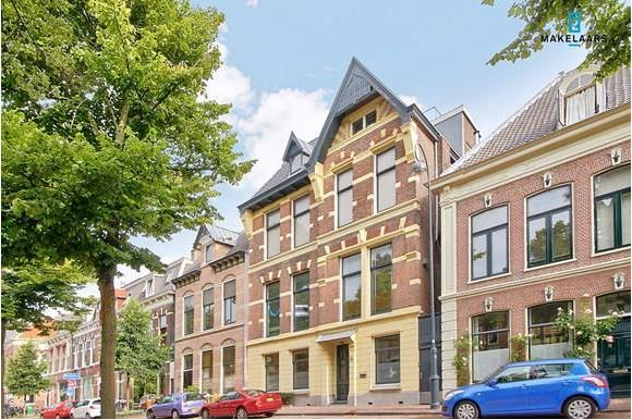 Parklaan 69 Haarlem. Ontworpen door Johannes Wolbers in 1890