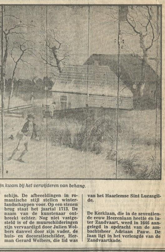 Vervolg Heemsteedse Courant, 13 januari 1963