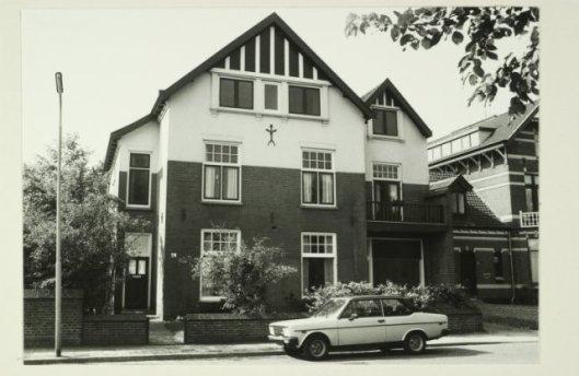 Villa Kanaalstraat 248 Velsen. Ontwerp Johannes Wolbers, 1906