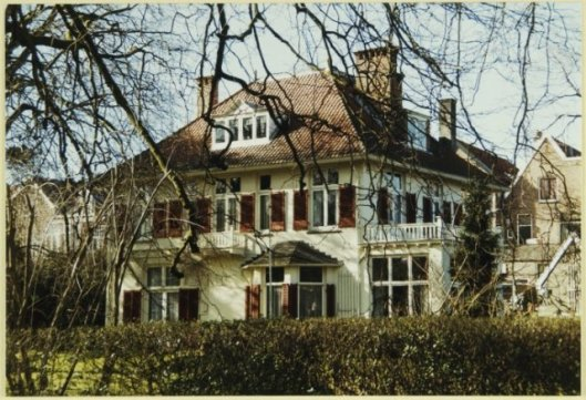 J.Wolbers (1910): dubbelvilla Hartenlustlaan, Bloemendaal