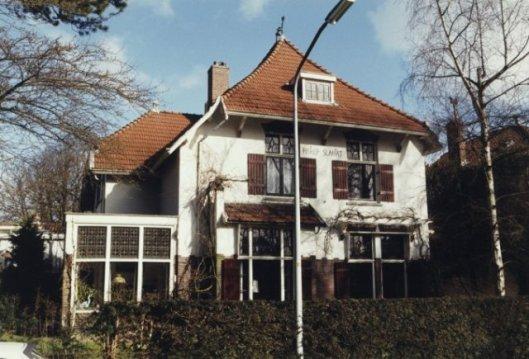 Villa 'Hazep Slamat, Potgieterstraat Bloemendaal (J.Wolbers, 1901)