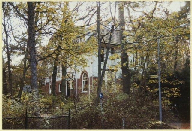 Villa Hoge Duin en Daalseweg (Johannes Wolbers, 1902)