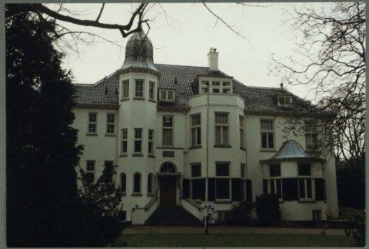 Johannes Wolbers (1905): 't Huis ter Voort.