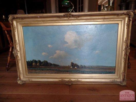 H.G.Wolbers: Bollenvelden