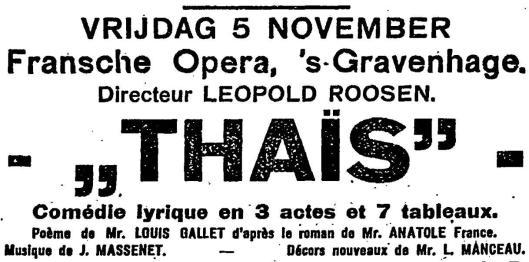 Fransche opera