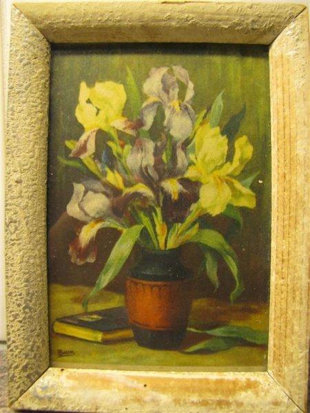 Narcissen; door Lucien Manceau, 1931 (geveild bij Christie's)