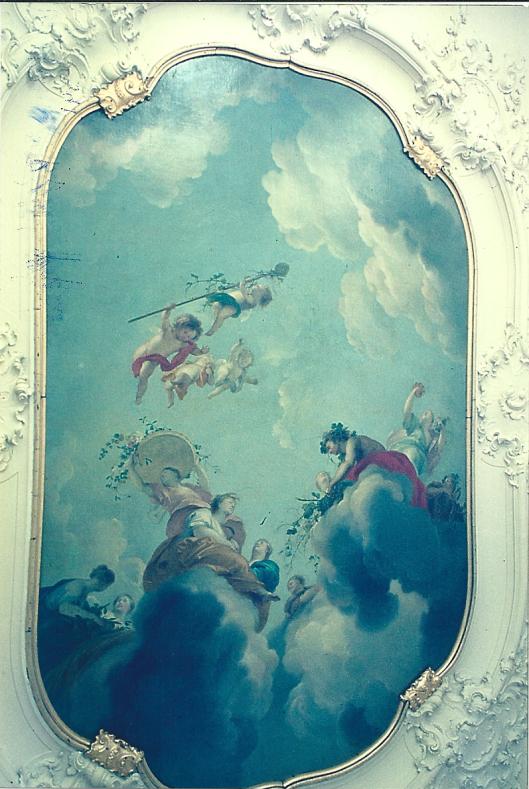 plafondschilderingbosbeek