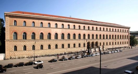 Bayerische Staatsbibliothek, Muenchen
