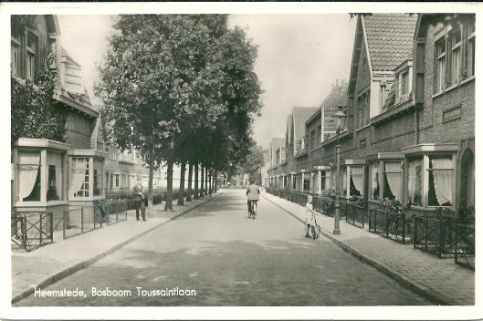 Bosboom Toussaintlaan
