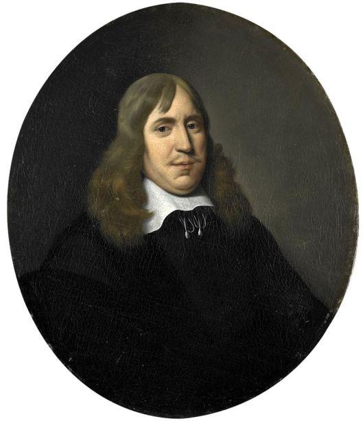 Willem van Hartighsvelt, (...-1664) door Pieter van der Werff. Broer van Agatha van Harthighsvelt die was getrouwd met Gerard Pauw en op het Slot te Heemstede woonden