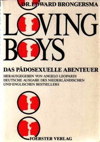 Vooromslag van het boek 'Loving Boys' in de Duitstalige  editie