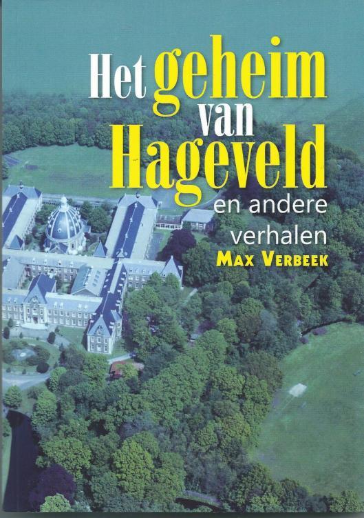 Voorzijde van 'Het geheim vn Hageveld en andere verhalen'door Max Verbeek