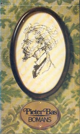 Vooromslag van de 27ste druk van Pieter Bas, na Érik of het klein insectenboek' het meest populaire werk van Godfried Bomans