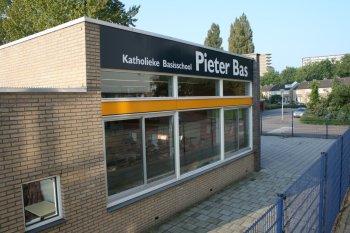 De katholieke Pieter Basschool in Capelle a.d.IJssel