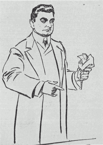 Nog een (anonieme) schetstekening van A.S.Talma