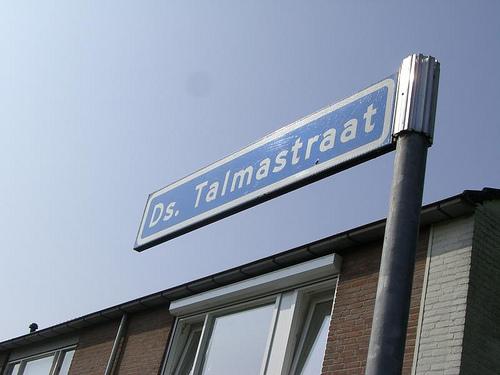 Talmastraat