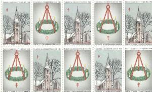 Sluitzegels Wetselaar 1980