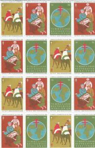 Sluitzegels Wetselaar 1984