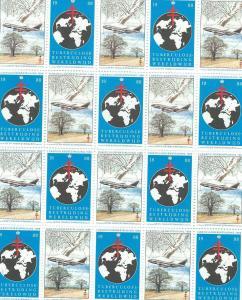 Sluitzegels Wetselaar 1988
