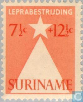 Het allereerste ontwerp van Pieter Wetselaar bij de firma J.Enschedé & Zn, waarbij de credits in de postezgelcatalogi nog kwamen te staan op naam van zijn leermeester S.L.Hartz