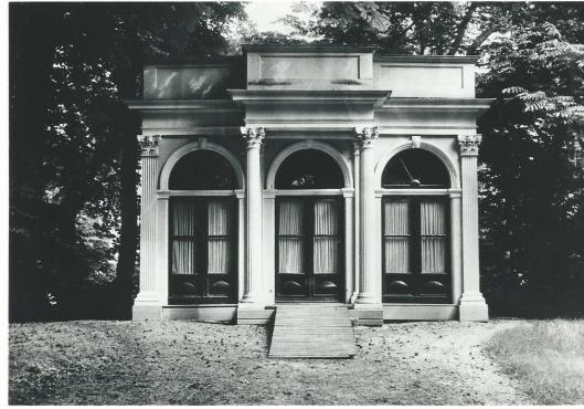 Koepel ofwel theehuis van Boekenrode