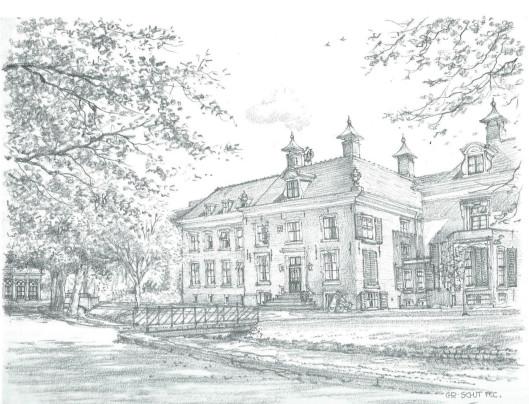Chr.Scut: Boekenrode, in: A.M.Hulkenberg, Gezichten in Zuid-Kennemerland, 1991, p.12