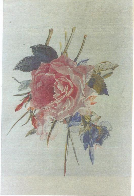 Bloemenstilleven van Albert Steenbergen