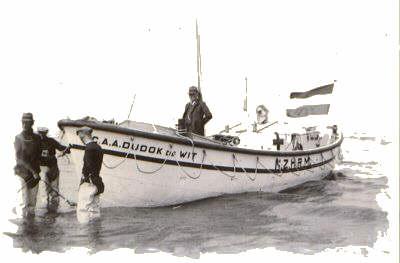 boesmanreddingsboot