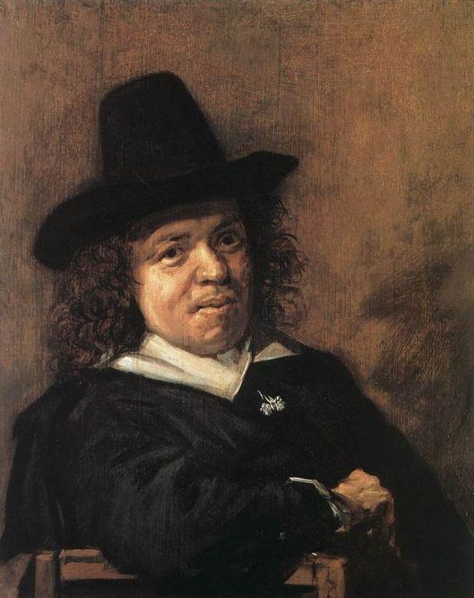 Frans Post, in Haarlem geportretteerd door Frans Hals