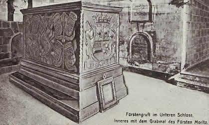 Graftombe van prins Johan Maurits in Siegen
