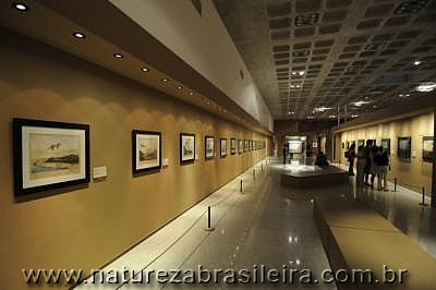 Sala Frans Post - Museu do Instituto Ricardo Brennand - Recife - PE