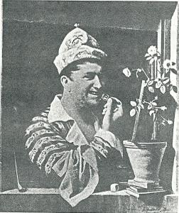 Afbeelding met Henry Pihlip Hope (?), maar gelet op de voorstelling kn eerder worden gedacht aan diens broer Adriaan Elias Hope.