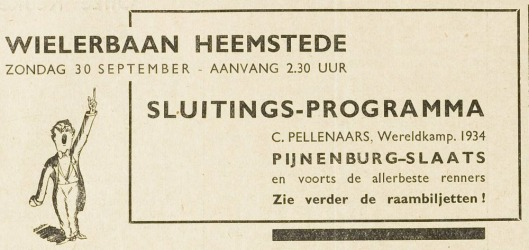 (E.H.C., 28-10-1934)