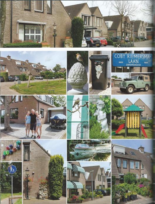Pagina van Coby Riemersmalaan uit: Het Heemstede Boek; de 368 straten van Heemstede in Beeld. 2016 door Chris Hoefsmit, Fred Icke en Jurriaan Hoefsmit. Ook alle andere andere straten zijn met minstens 1 pagina in genoemd boek te vinden.