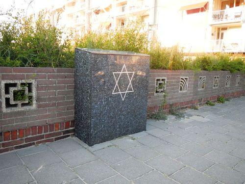 Hedendaags Joods monument in Zandvoort