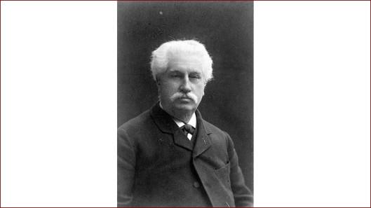 Portret van Jan Müllemeister (1838-1926)