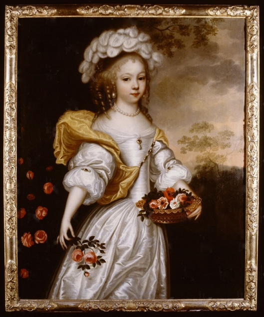 Portret van Adriana Pauw (1652-1713)