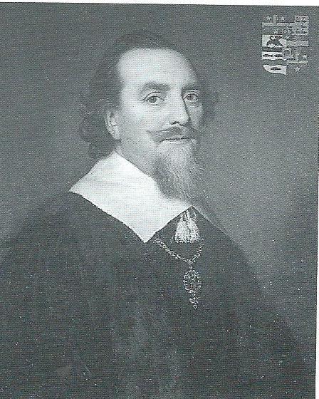 Adriaan Pauw door Gerard van Honthorst (uit collectie Pauw van Wieldrecht; huidige verbijfplaats onbekend)