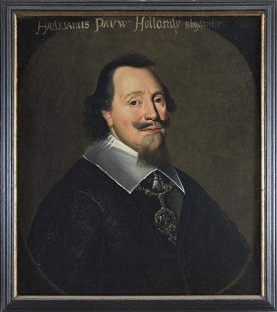 Adriaan Pauw. Kopie dioor Olänad naar Anselmus van Hulle, in Nationaal Museum Stockholm