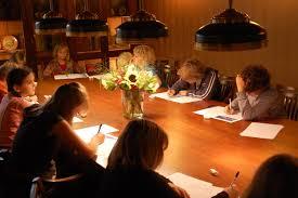 De Dickensroom in bibliotheek Haren (Gr.)
