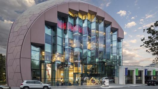 de Geelong Library in Australië