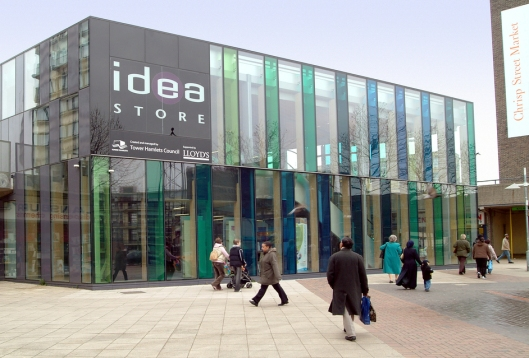 Idea store London