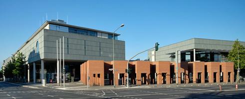Deutsche Nationalbibliothek in Frankfurt am Main
