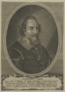 Adriaen Pauw, uit Matthäus Merian. Theatrum Europeanum 1633-1738